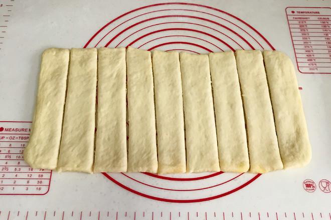 椰蓉奶棒面包怎样做