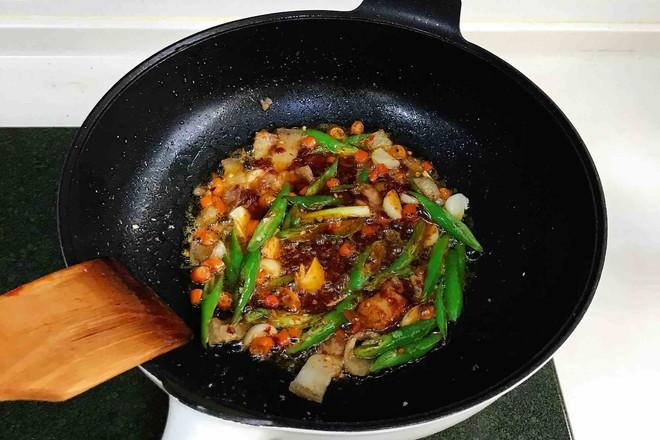 干锅花菜怎么炒