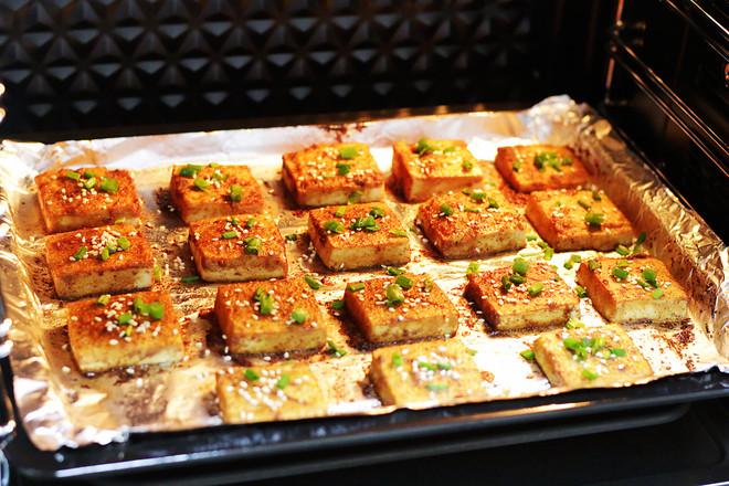 风味烤豆腐怎么做