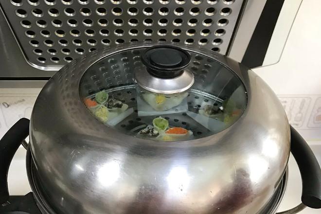 四喜蒸饺怎样煮