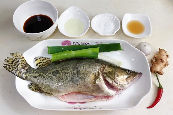 清蒸桂鱼的做法大全