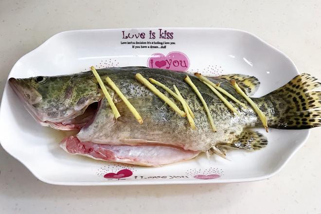清蒸桂鱼怎么吃