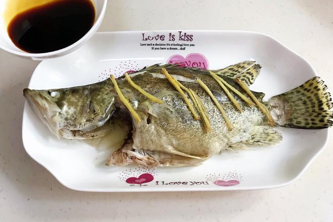 清蒸桂鱼怎么炒