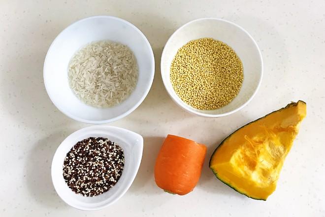 藜麦南瓜小米粥的做法大全