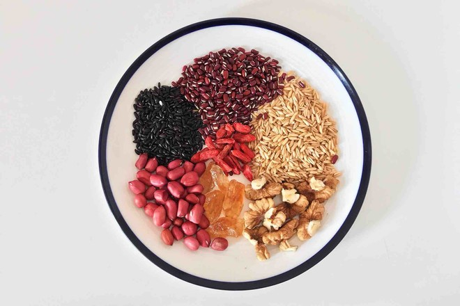 红豆燕麦米粥的做法大全