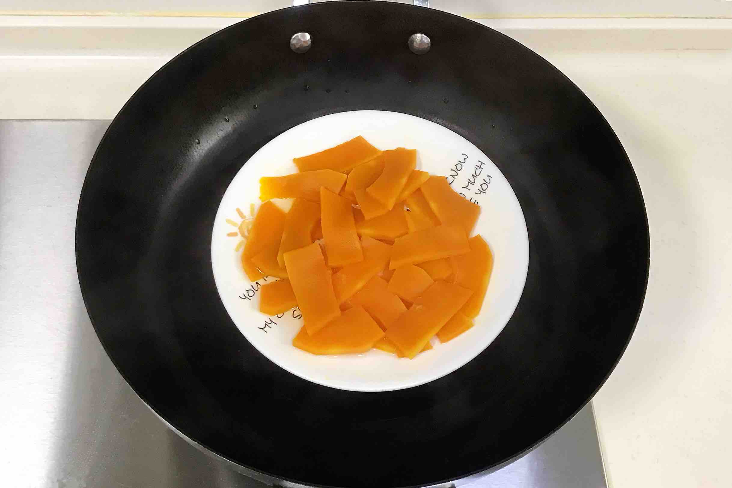 姜汁玫瑰红糖南瓜圆子的做法图解