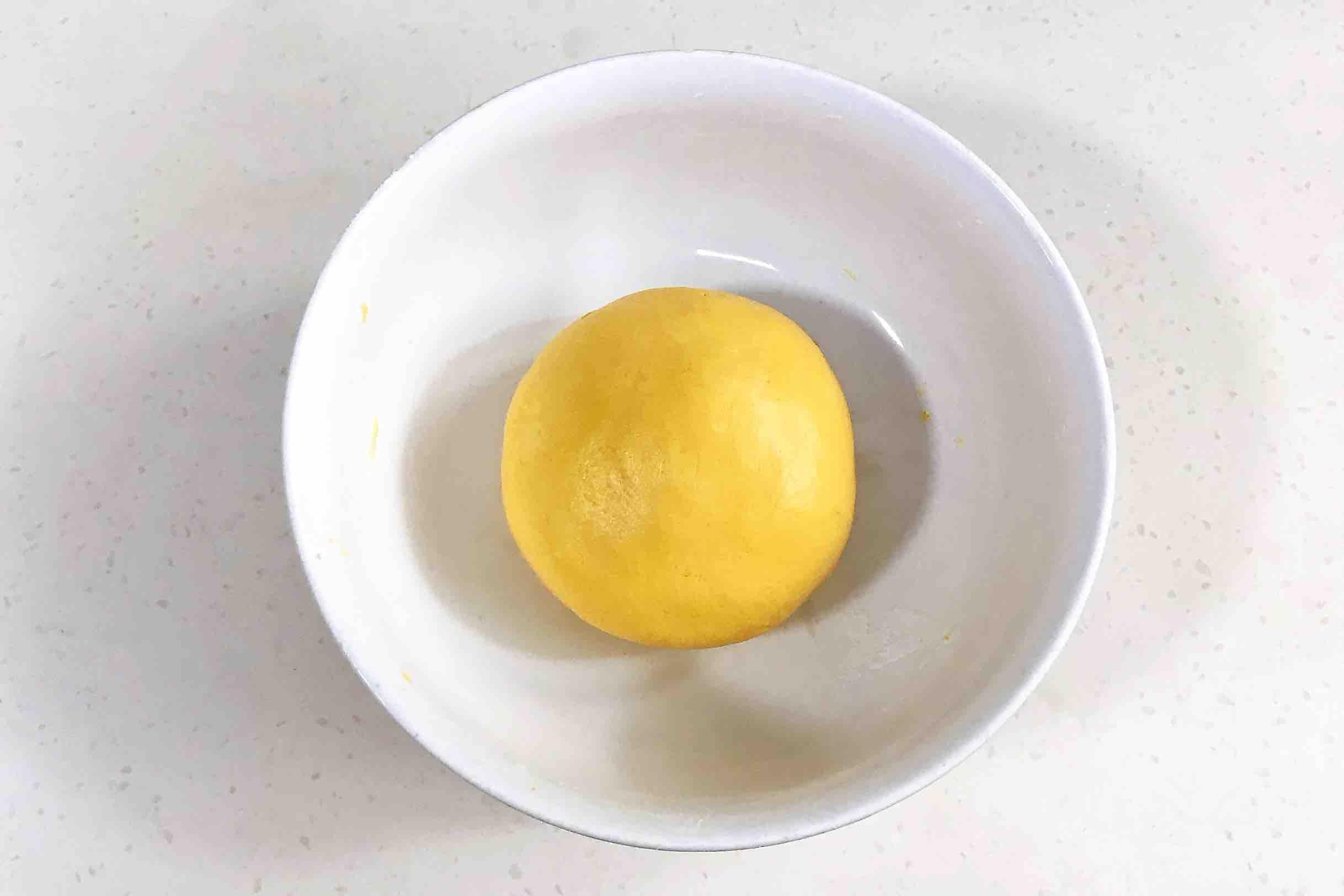 姜汁玫瑰红糖南瓜圆子怎么吃