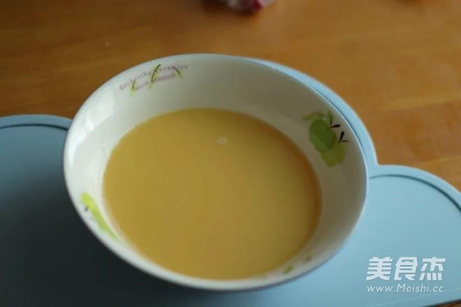 嫩豆腐般的文蛤蒸蛋的简单做法