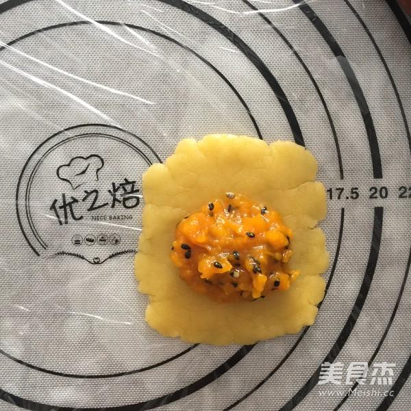 海苔南瓜派卷的做法图解