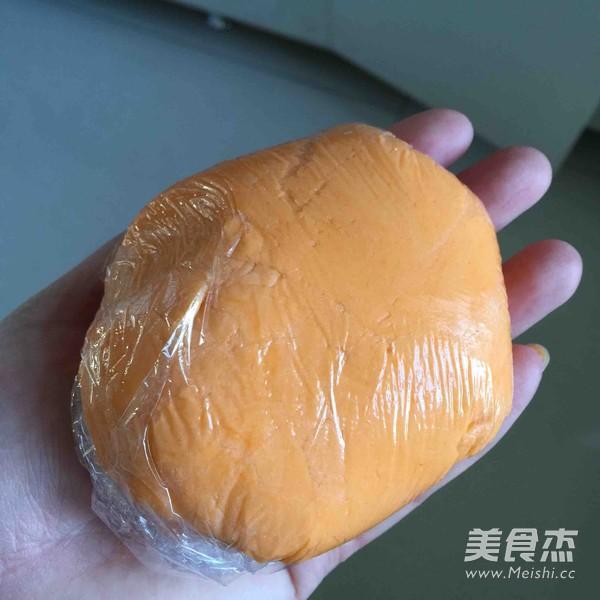 日式烧果子--橘子红了的简单做法