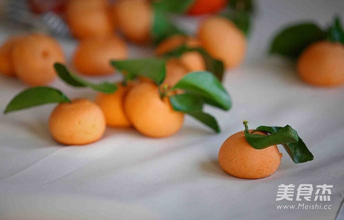 日式烧果子--橘子红了怎样煸