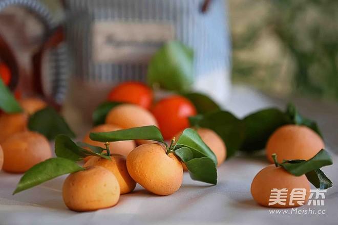 日式烧果子--橘子红了怎样做