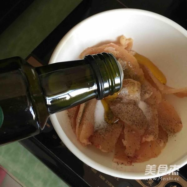 格琳诺尔-墨西哥鸡肉卷的简单做法