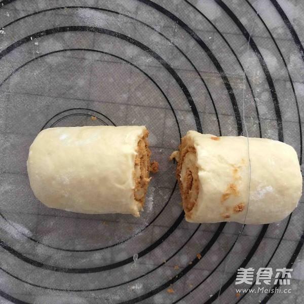 面包机版肉松面包卷的简单做法