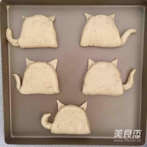 可爱猫--全麦蜂蜜小面包怎么煮