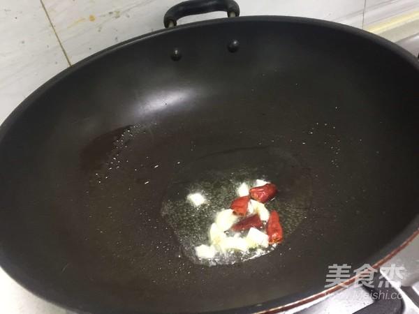 炒菜苔的家常做法