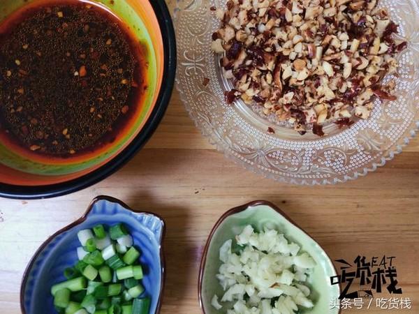 爽美味的夏日素菜,凉拌酸辣蕨根粉的做法图解