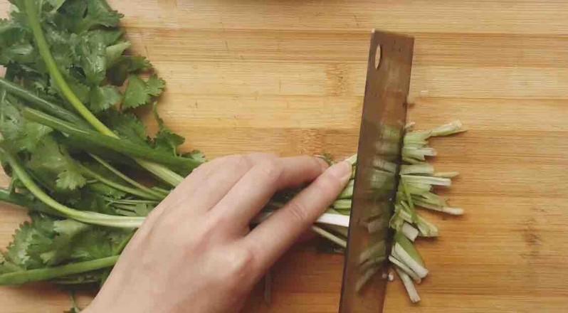 番茄菌菇风味汤饺的家常做法