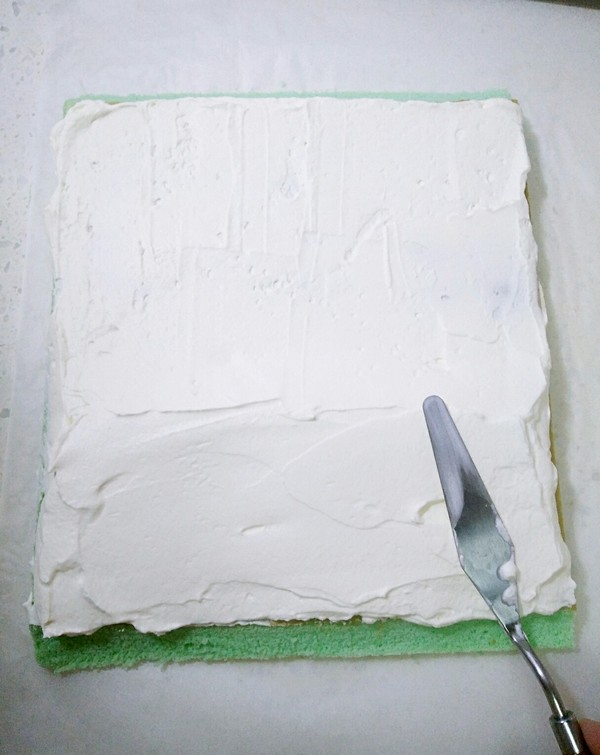 小飞象蛋糕卷的制作方法