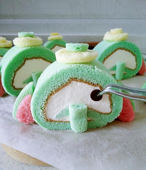 小飞象蛋糕卷的做法大全