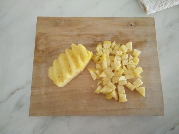 蛋挞皮菠萝派的做法大全