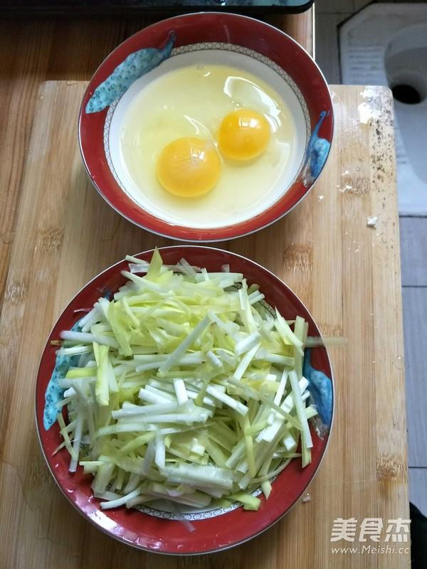 韭黄炒鸡蛋的做法大全