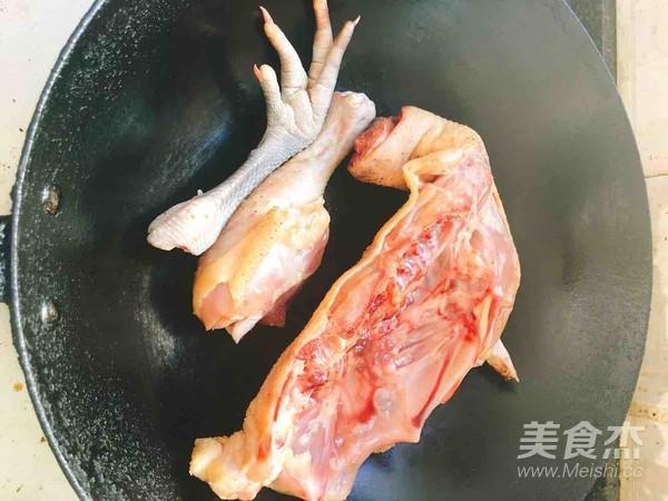 豉油鸡的家常做法