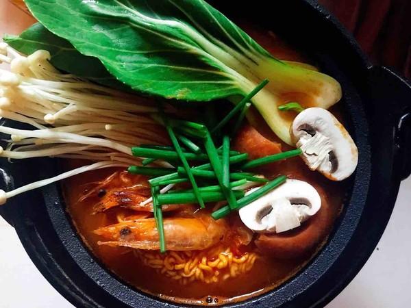 韩式暖锅怎样煸
