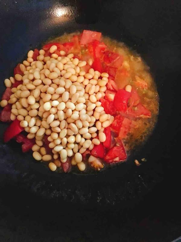 茄汁黄豆怎么做