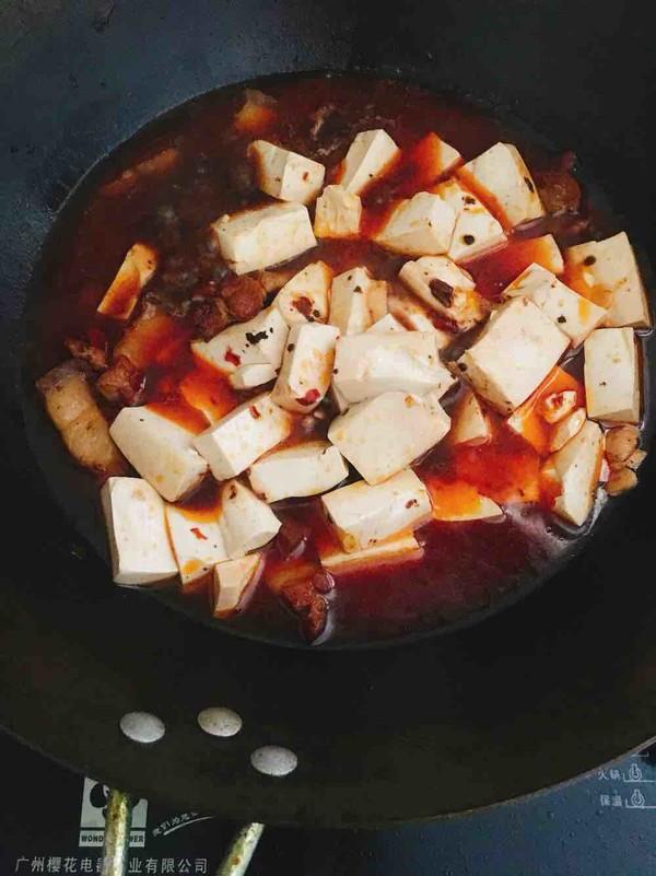 五花肉焖豆腐怎么炒