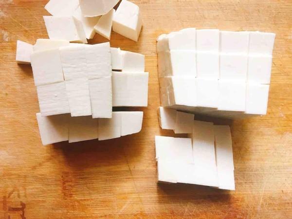 蟹黄豆腐的做法图解