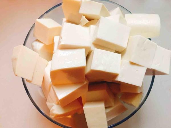 酱焖豆腐的做法大全