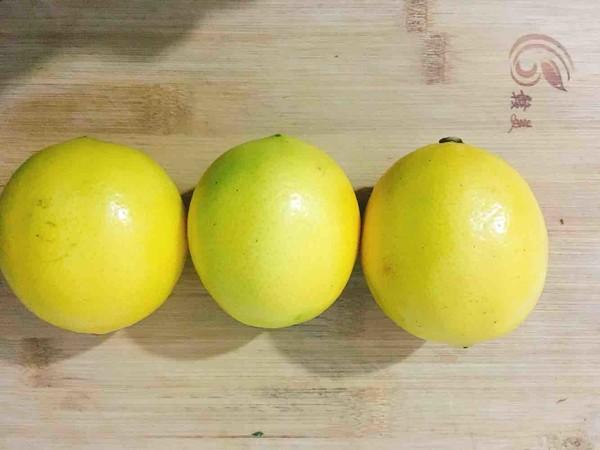 柠檬水的做法大全