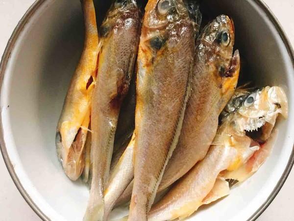 干煎黄花鱼的做法大全