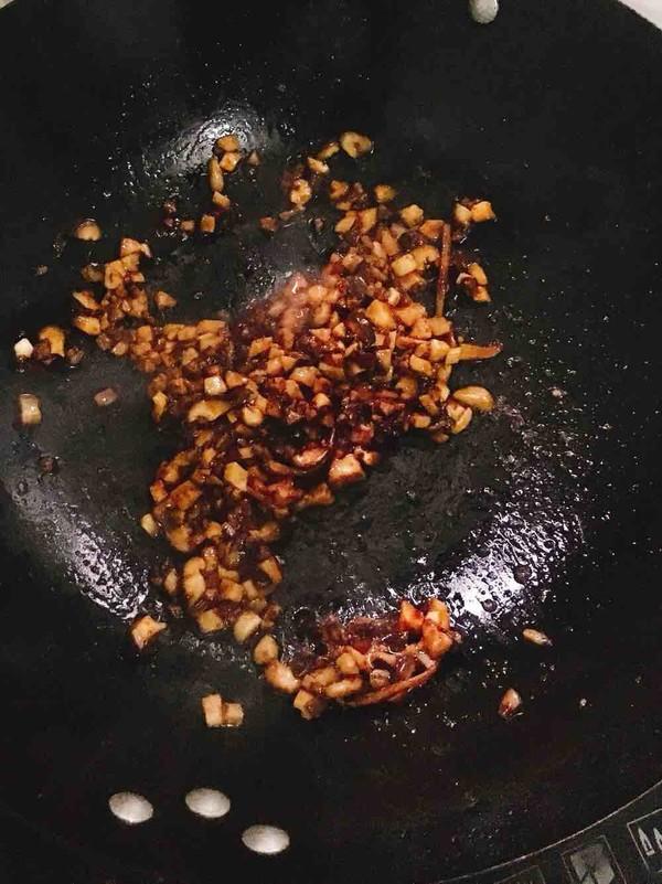 香菇肉酱怎么煮