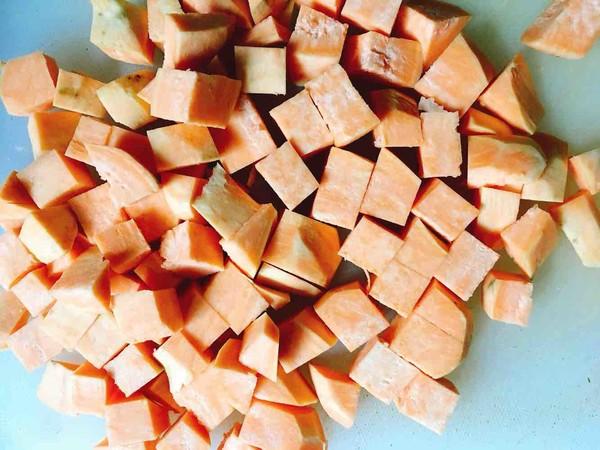 红薯姜糖水的做法大全