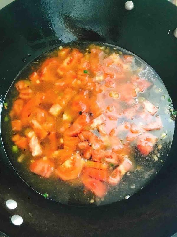 西红柿豆腐汤怎么吃