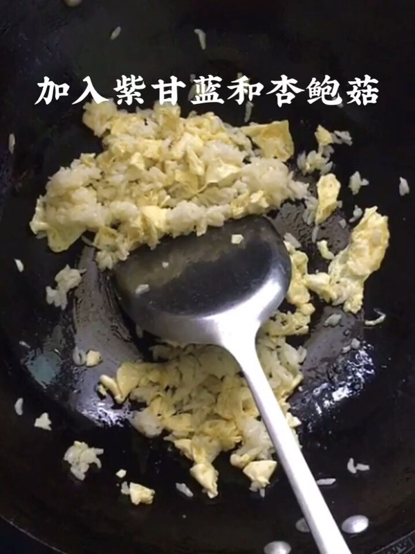 烤冷面卷饭怎么吃