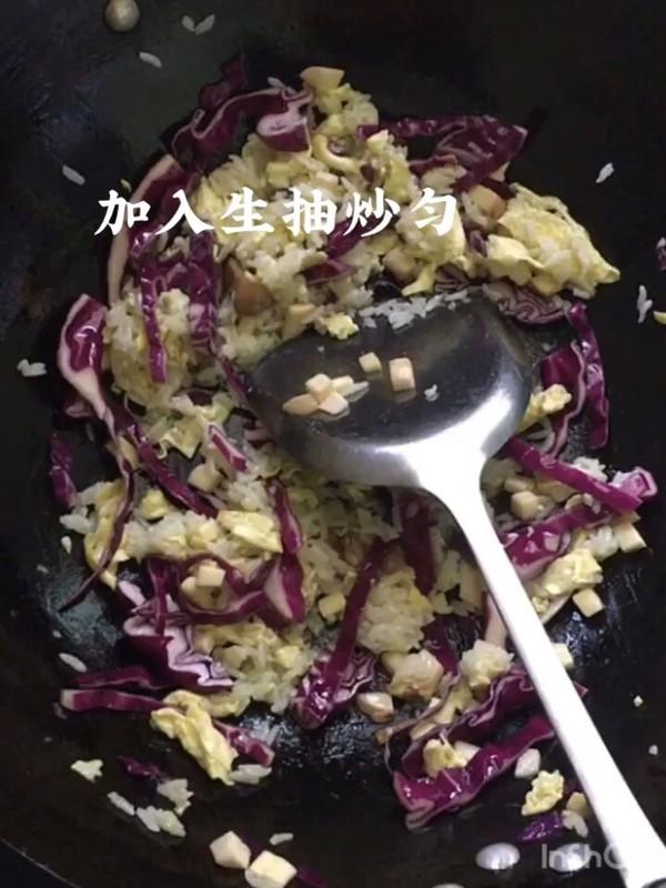 烤冷面卷饭怎么做