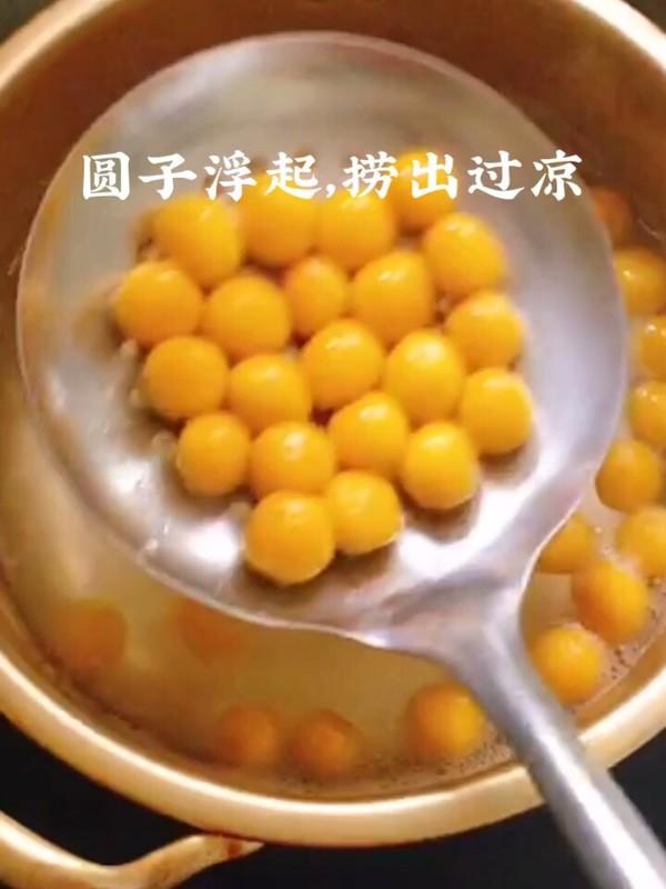 桂花米酒小圆子怎么吃