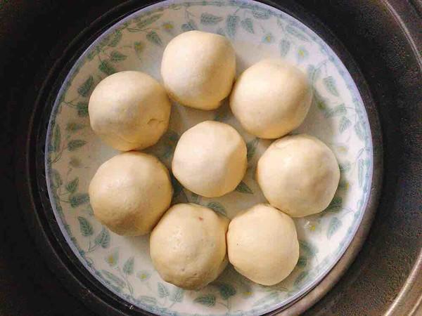 粘豆包的简单做法