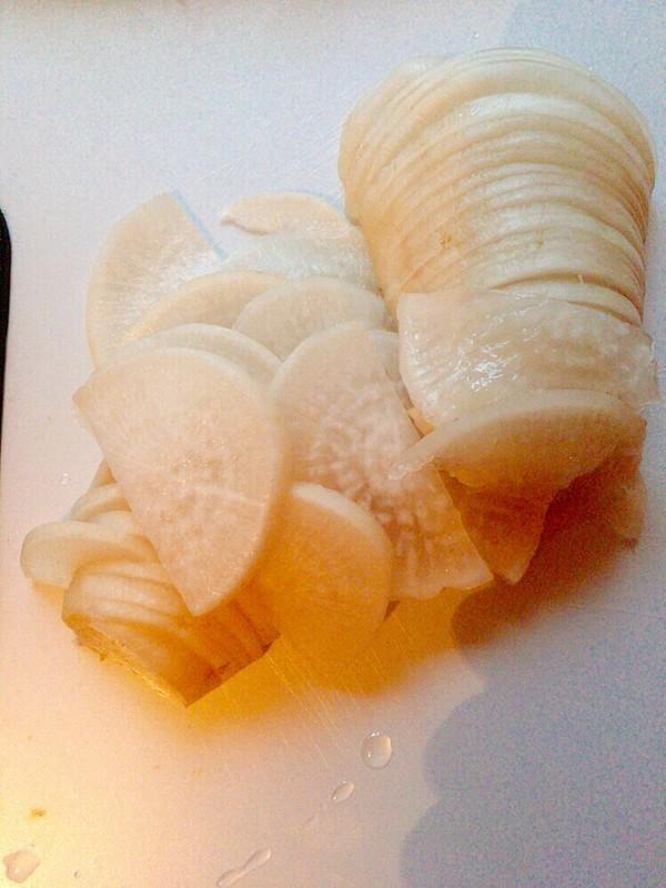 酸菜粉丝汤的做法图解