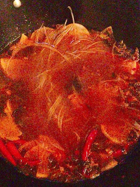 酸菜粉丝汤怎么炒