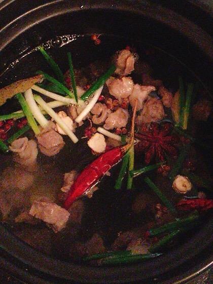 萝卜牛腩汤怎么吃