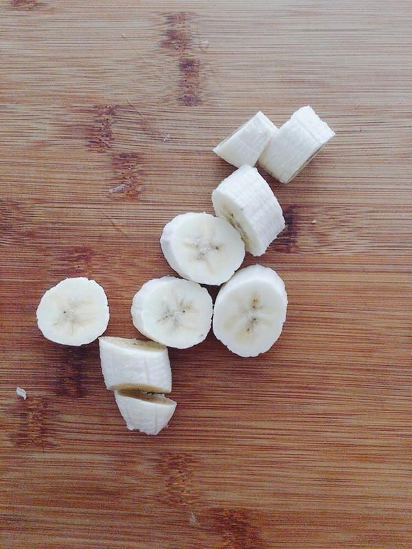 香蕉牛奶布丁的做法大全
