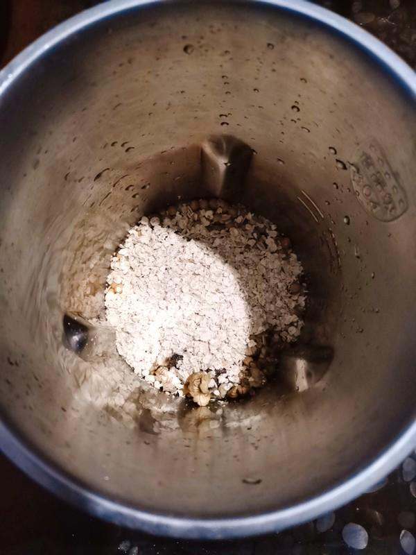 核桃燕麦豆浆的简单做法