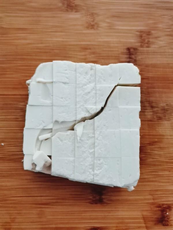虾仁豆腐的家常做法