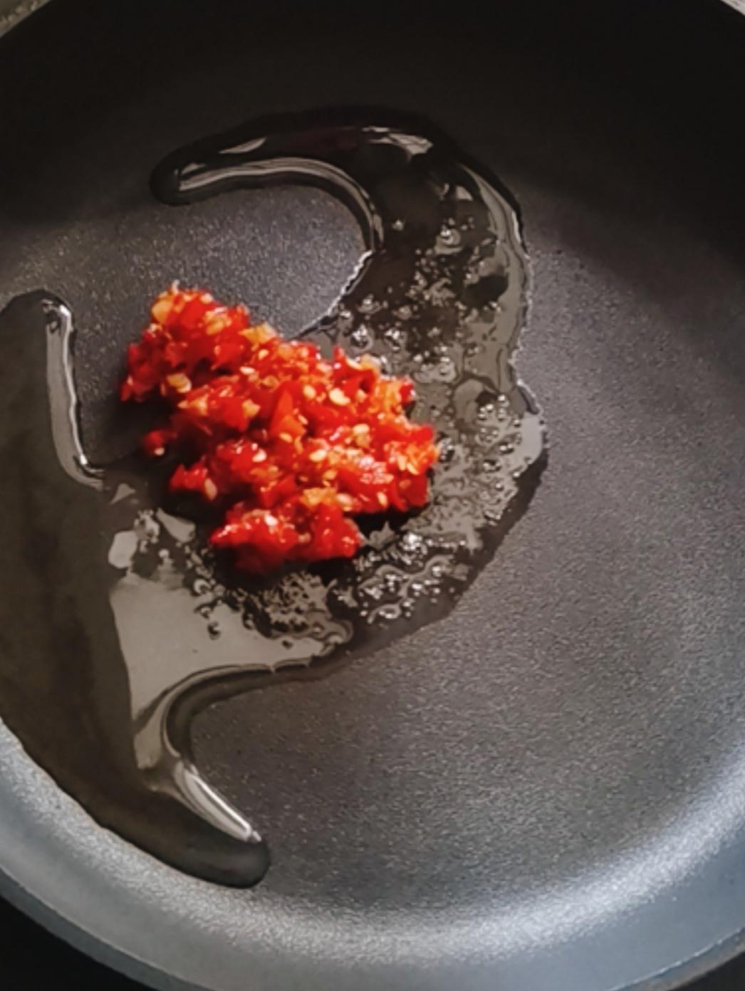 剁椒金针菇的简单做法