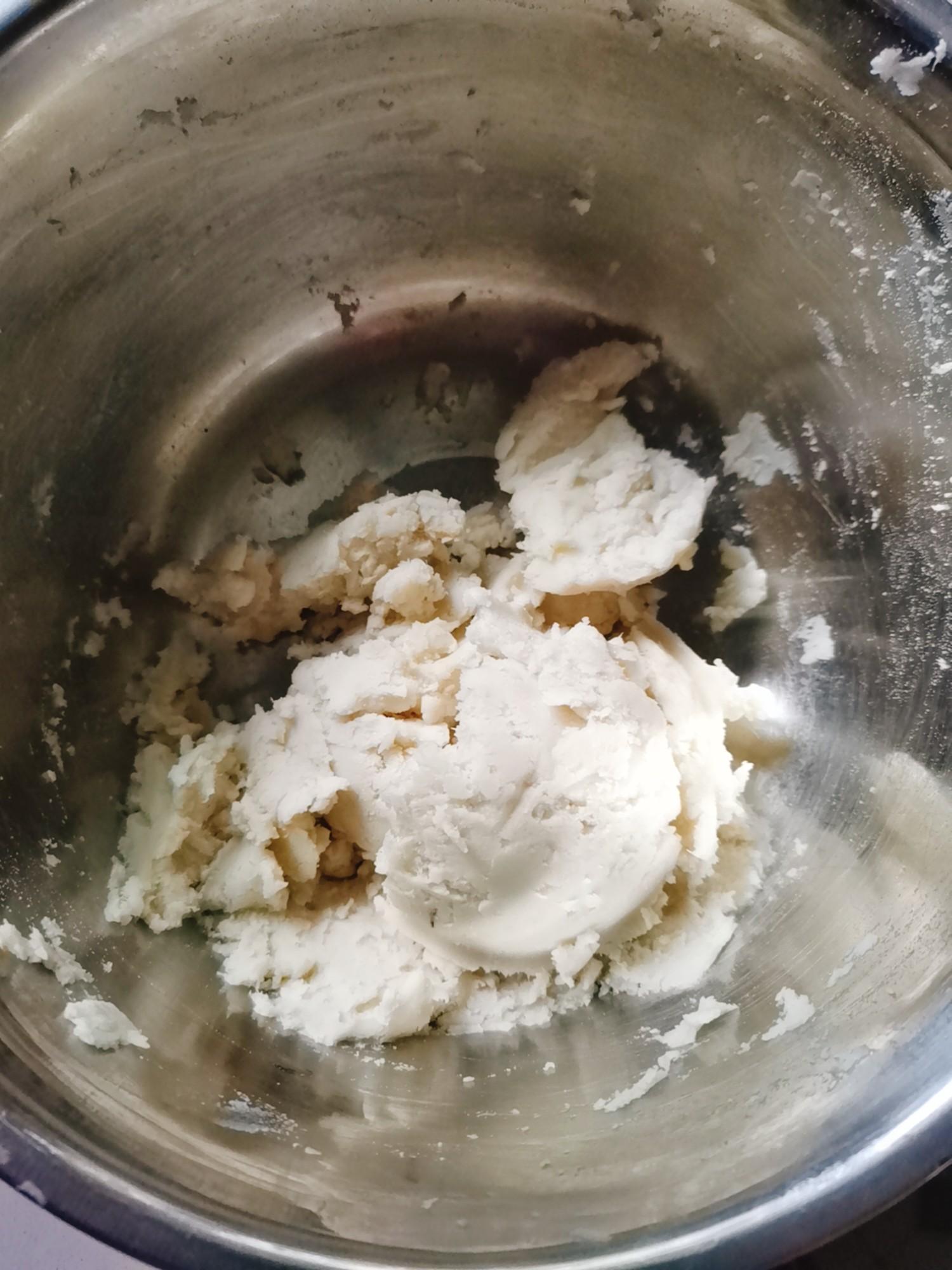 奶香红豆山药糕的家常做法