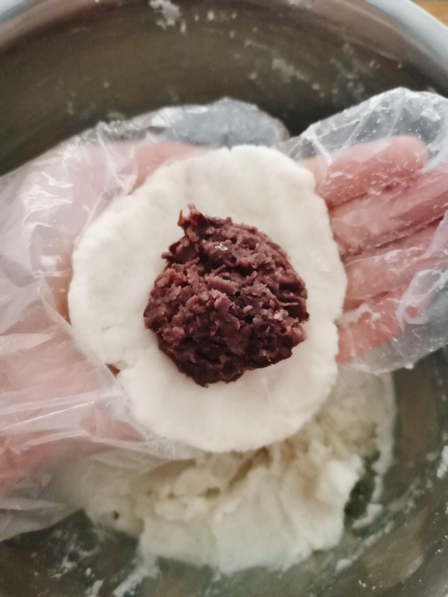 奶香红豆山药糕怎么炒